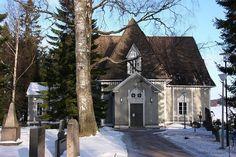 Tuusula Church, Tuusula, Finland