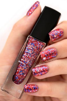 Julep America the Beautiful - perfect for Labor Day!