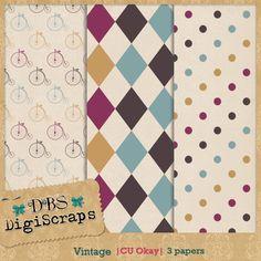 Scrapbooking TammyTags -- TT - Designer - DBS DigiScraps,  TT - Item - Paper