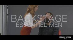 Making Of - Essentiel Men par l'équipe Artistique EUGENE PERMA Professio...