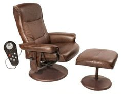 $198.00  (CLICK IMAGE TWICE FOR UPDATED PRICING AND INFO)  Relaxzen 60-425111 Leisure Massage Reclining Chair with Heat In Comfort Soft Upholstery, Brown. See More Massage Chairs at http://www.zbuys.com/level.php?node=3825=massage-chairs