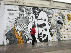 toxicamano graffiti en bogota