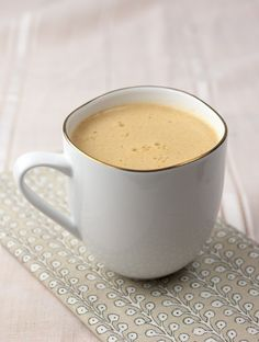 Creamy Salted Caramel Tea | Produce On Parade