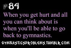 GYMNASTICS PROBLEMS : Photo
