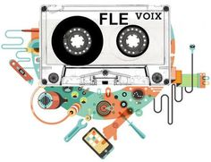 Voix FLE: Archives sonores - Campus FLE Education