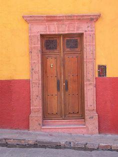 Doors of San Miguel de Allende   (SMA has some really great doors)