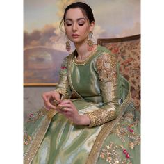 Pakistani Fashion Party Wear, Pakistani Wedding Outfits, Pakistani Girl, Pakistani Dress Design, Pakistani Dresses, Pakistani Actress, Indian Fashion, Women's Fashion, Wedding Dresses For Girls