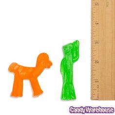 Gumby & Pokey Gummies: 5LB Bag