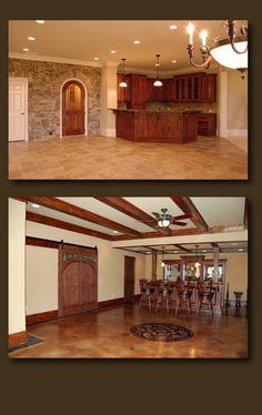 Custom Home Builder, Remodeler, Finished Basements
