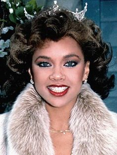 1st black miss usa | MUSE: Vanessa Williams (First African-American Miss America, Singer ...