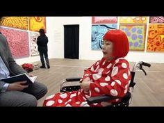 The Best Documentary Ever - BBC Newsnight Yayoi Kusama Interview Hirshhorn Museum, Avant Garde Artists, Best Documentaries, Yayoi Kusama, New York Art, Feminist Art, Mirror Image, Japanese Artists, Great Videos