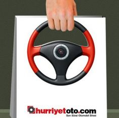 Hurriyetoto.com Wheel Shopping Bag