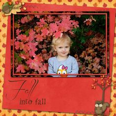 Lisa's Scraps: Autumn's in the Air by B2N2 Scraps