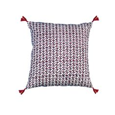 Small Cushion - Giulia Brique front