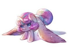 Princess Flurry heart. THOSE ARE BIG WINGS. And I HATE her name. Btw her name was supposed to be Skyla