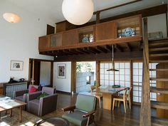 House designed by Kunio Maekawa
