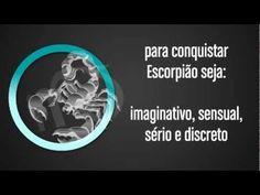 Signo do zodíaco Escorpião - YouTube