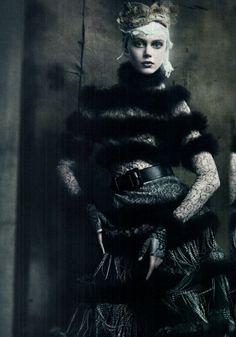 Paolo Roversi Vogue Italia