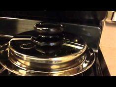 Saladmaster waterless mashed potatoes - YouTube
