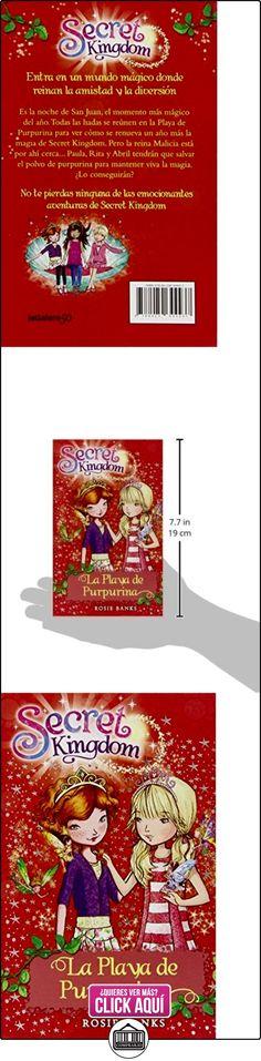 La Playa Purpurina (Secret Kingdom) Rosie Banks ✿ Libros infantiles y juveniles - (De 6 a 9 años) ✿ ▬► Ver oferta: https://comprar.io/goto/8424644433