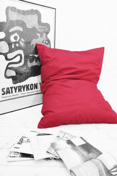 poduszka dekoracyjna SORBET RED
