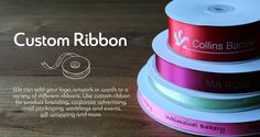 Custom Ribbon Retail