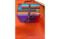 Two vibrant Hermès bags have arrived today at 10 Towers each bearing a set of 9 Sketchbooks, all whimsical illustrations by Philippe Dumas (grandson of Émile Hermès) they are so brilliant and intricate, so inspiringly filled with ships prows, gallions, myths and legends and horses, sunshine, freedom and voyages.