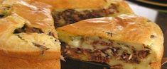 Foto - Receita de Bolo de pão de queijo recheado