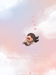 Check out the comic HJ-Story :: Falling (Girl ver.) Loved & pinned by http://www.shivohamyoga.nl/ #loveis #hjstory #love