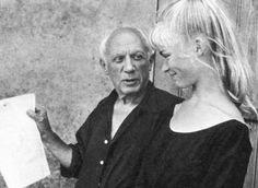 Sylvette (et pas Sylvain)/Le blog à luc  http://www.parismatch.com/Culture/Art/Pablo-Picasso-m-a-peinte-nue-Par-Sylvette-David-133247