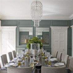 Top 100 Benjamin Moore Colors - loving gravel grey, for the office maybe