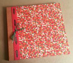 Bella Linke - encadernação, cartonagem e outras artices: Álbuns