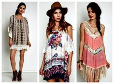 New Summer Boho Styles To Shop!
