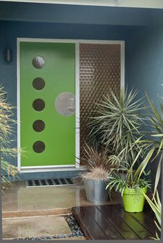 Colorful Mid Century Modern