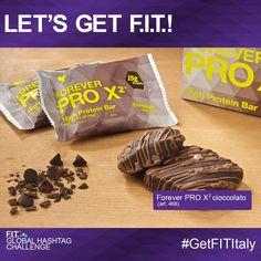 Hai già provato le barrette proteiche al gusto di cioccolato? Sono molto utili per supportare la massa muscolare e raggiungere i tuoi obiettivi nel tuo programma di gestione del peso. Scopri anche le barrette al gusto cannella