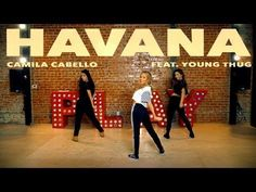 "Camila Cabello - ""Havana"" feat. Young Thug (Dance Tutorial) 