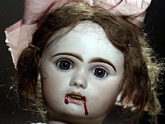 Image result for scary dolls
