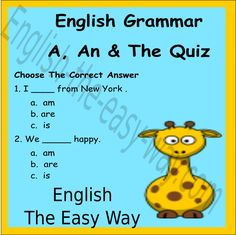 Learn English Click on the link to for the answers & more questions.....  #LearnEnglish