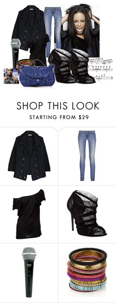"""Alicia Keys jest najlepsza:*"" by ania1 ❤ liked on Polyvore featuring Chloé, J Brand, Alexander Wang, Dolce&Gabbana, AND 1, Monsoon, Alexander McQueen, women's clothing, women and female"