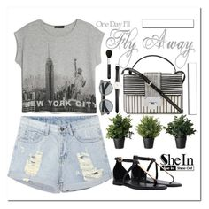 """""""SheIn16"""" by m-zineta ❤ liked on Polyvore"""