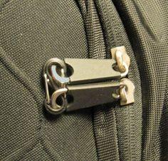 zipper locks, purse zipper locks travel locks