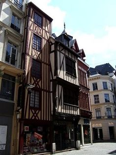 Rouen,  #France #beautifulplaces