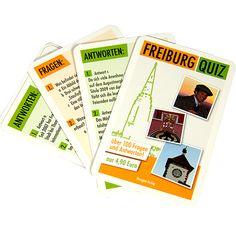 Freiburg Quiz mit Motivbilder  Hersteller: ( Anton Schneider )  Gewicht: 0.20 Kilogramm  Preis: €4,90 (inkl. 7 % MwSt.)  Preis: €4.58 (Tax Free)