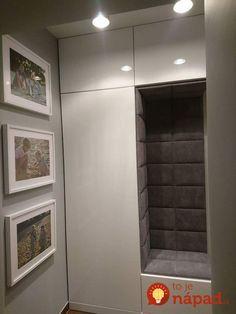 Home Entrance Decor, House Entrance, Hallway Furniture, Home Decor Furniture, Compact Furniture, Modern Entryway, Modern Master Bedroom, Entry Hall, Home Hacks