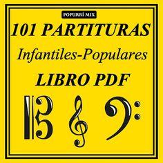 Libros para aprender música y partituras @tocapartituras.com Baritone Sax, Bassoon, Oboe, Saxophone, Cello, Hungarian Dance, Rap, Music Score, Music Theory