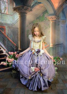 Fairy Dress  Christmas Dress  Photo Props  por CarmenCreation, $190.00