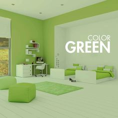 See some of our favorite green baby's rooms and decor items. Baby Rooms, Decorative Items, Green, Home Decor, Cribs, Kids Rooms, Trendy Tree, Colors, Babies Rooms