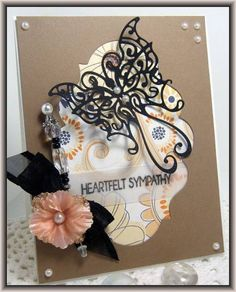 Heartfelt Sympathy... by Ashdale - Cards and Paper Crafts at Splitcoaststampers