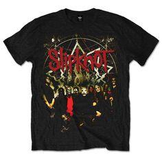 Slipknot T-Shirt: Waves – Famous Rock Shop