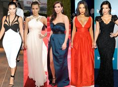 Kim Kardashian Turns 34 Today! Celebrate Her Birthday by Looking Back at Her Best Red Carpet Moments